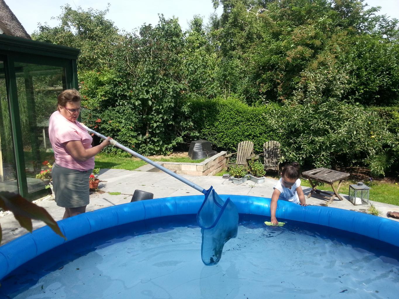 čištění bazénu1