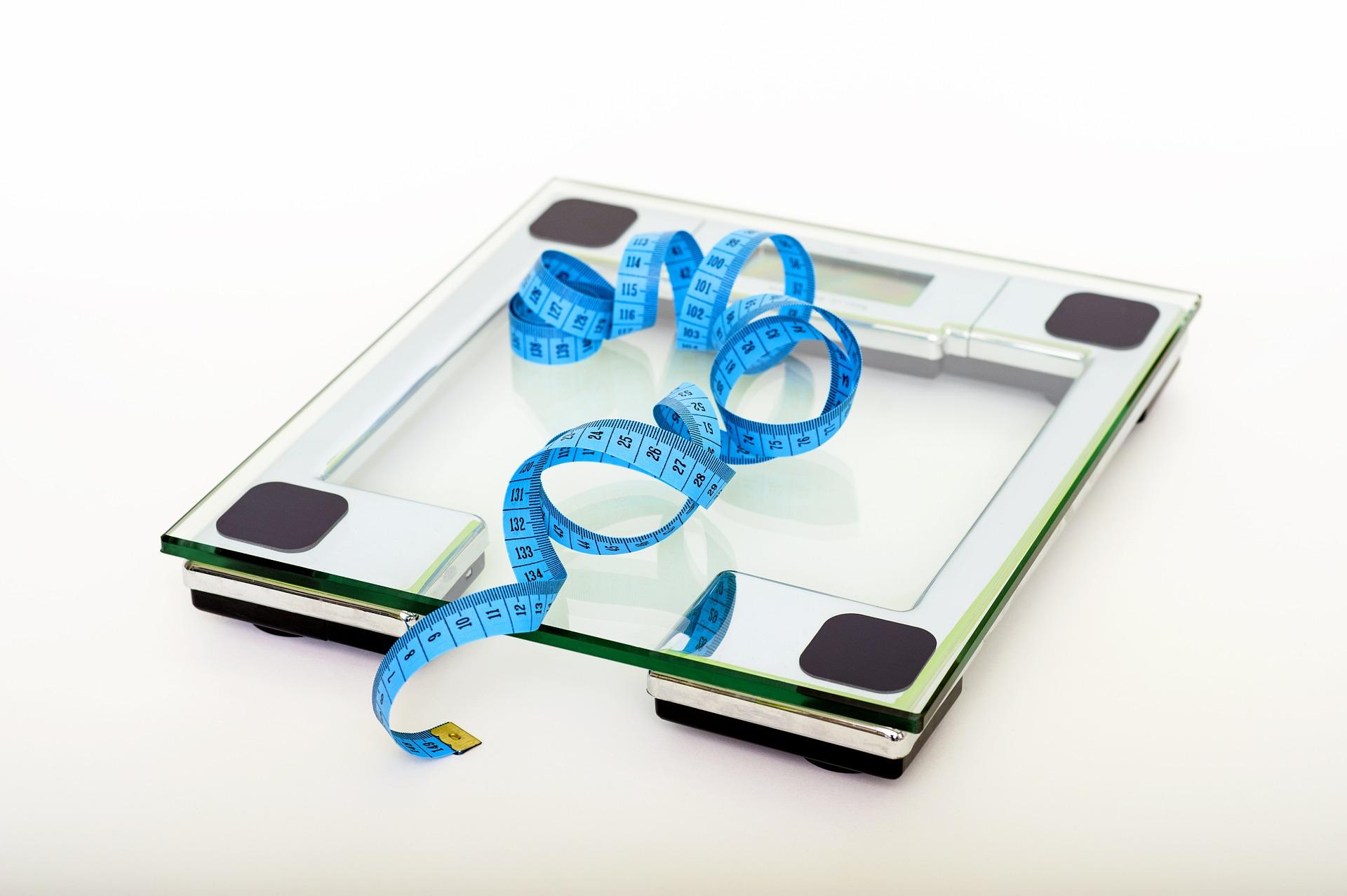 hmotnostní váha