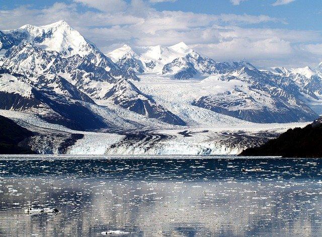fjord aljaška