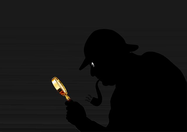 sherlock holmes detektiv
