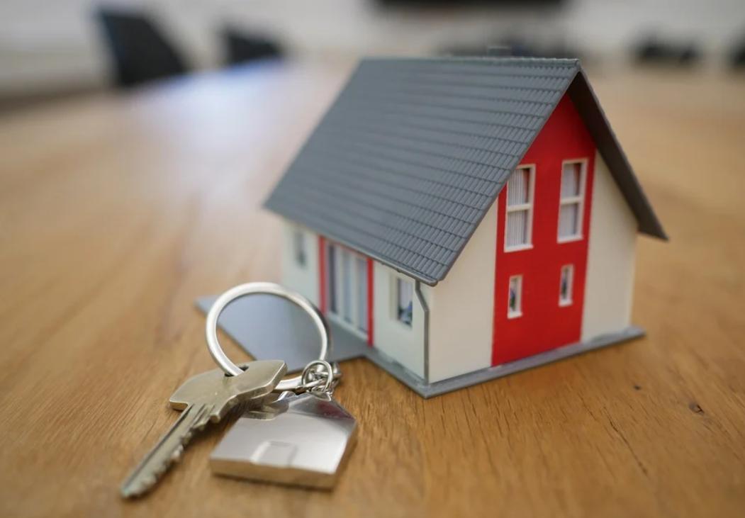 klíče od domu