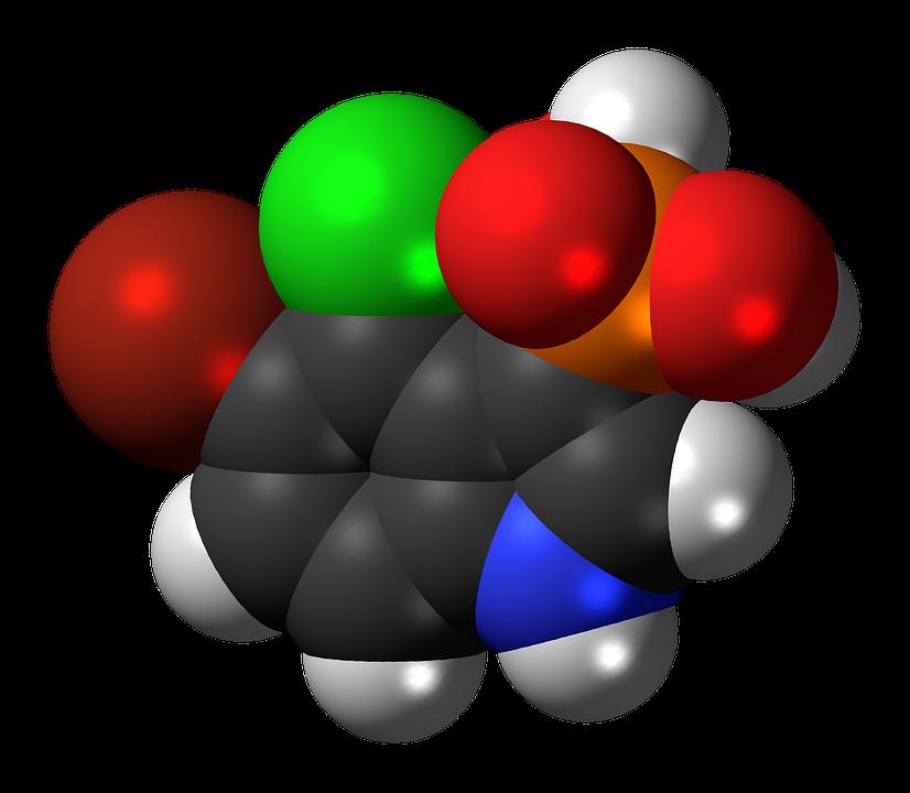 obrazec chloru