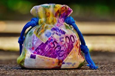 pytlík na peníze